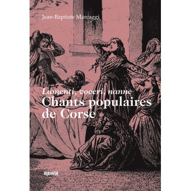 Chants populaires de Corse