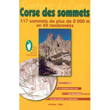 Corse des sommets (topo guide)