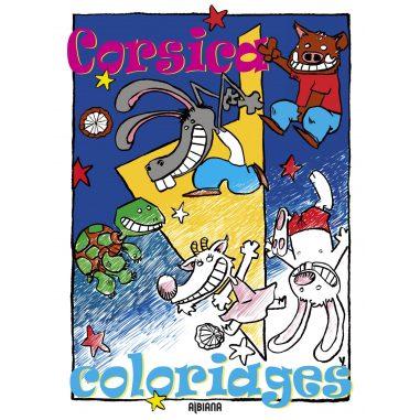 Corsica coloriages
