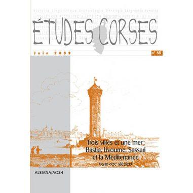 Études corses n° 68