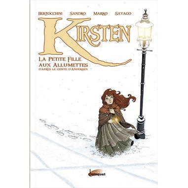 Kirsten, la petite fille aux allumettes