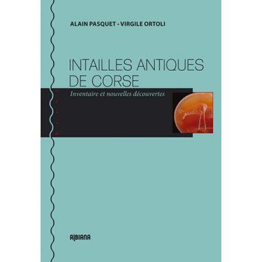 Intailles antiques de Corse