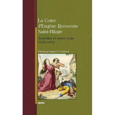 La Corse d'Eugène Rosseeuw Saint-Hilaire