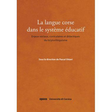 La langue corse dans le système éducatif