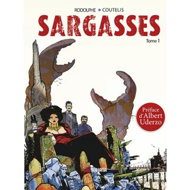 Sargasses (Tome 1)