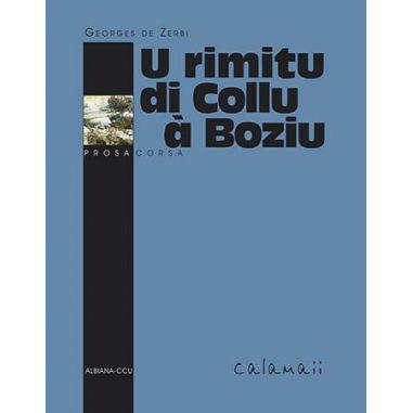 U rimitu di Collu à Boziu