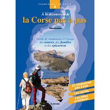 À la découverte de la Corse pas à pas