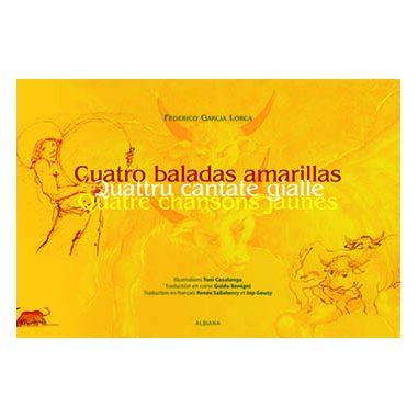 Quatre chansons jaunes Cuatro baladas...