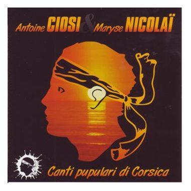 Antoine Ciosi & Maryse Nicolaï