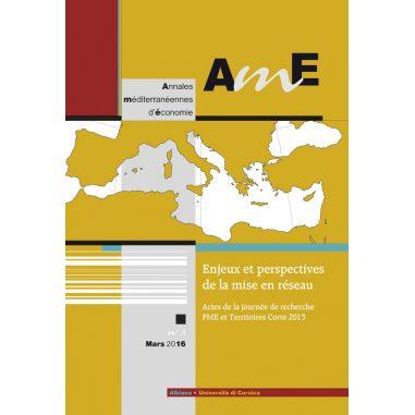 Annales méditerranéennes d'économie n°3