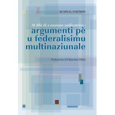 Argumenti pè u federalisimu...
