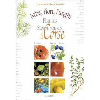 Arbe, fiori, funghi