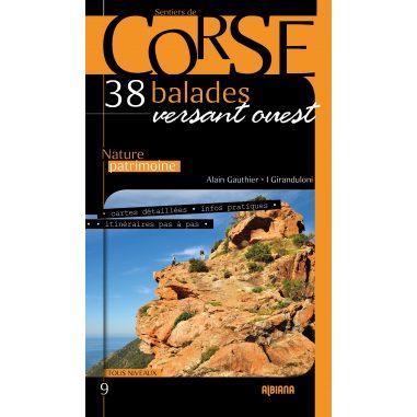 Corse, 38 balades versant ouest