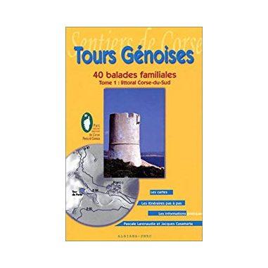 Tours «génoises» - Corse-du-Sud