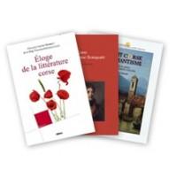 Essais et revues littéraires
